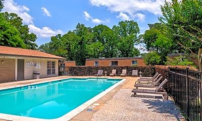 Pool, Vestawood Apartments, 1