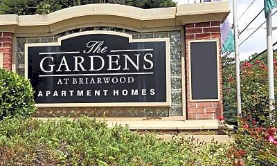 Community Signage, The Gardens At Briarwood, 2