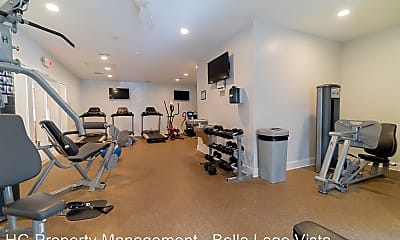 Fitness Weight Room, 714 Executive Center Dr, 2