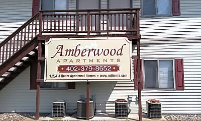 Amberwood Apartments, 1