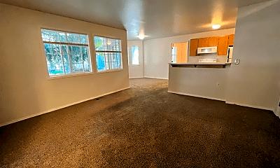 Living Room, 4835 N Charm Ln, 1