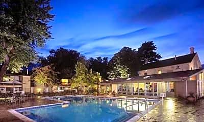 Pool, Miller Estates, 0