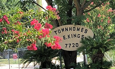 Community Signage, 7720 E Kings Hwy, 1