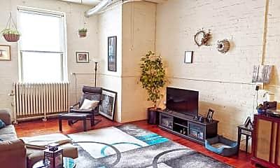 Living Room, 25 N 4th St, 1