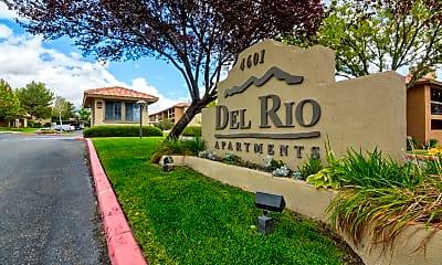 Community Signage, Del Rio, 2