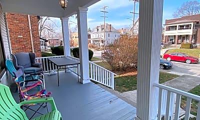 Patio / Deck, 325 E 19th Ave, 1