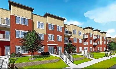 Building, Tennyson Ridge Apartments, 0