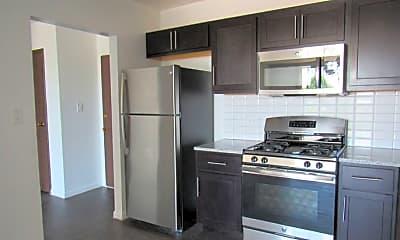 Kitchen, Northgate Apartments, 2