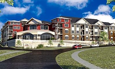Building, Drumlin Residences, 0