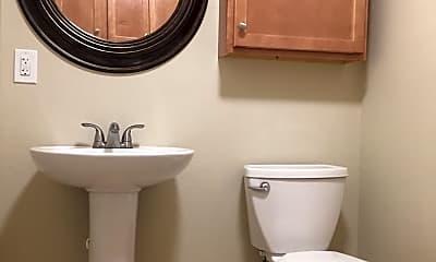 Bathroom, 1608 E 17th St, 2