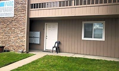 Parc Sprague apartments, 2