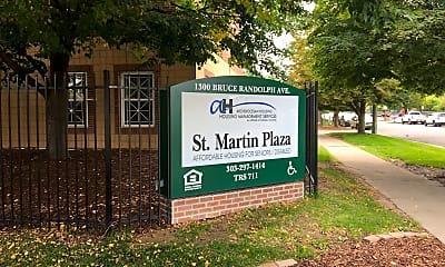 St Martin Plaza, 1
