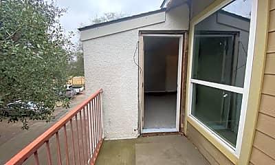 Patio / Deck, 9696 Walnut St 1416, 2