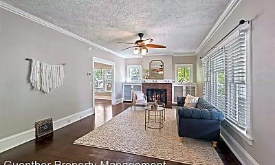 Living Room, 1617 S Grand Blvd, 0