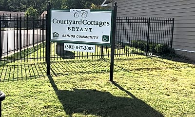 Courtyard Cottages of Bryant, 1