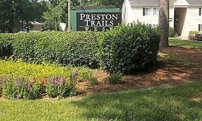 Preston Trails East and West, 1