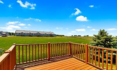 Patio / Deck, 620 Prairie View Dr, 1