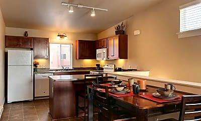 Kitchen, Aspen Townhomes, 0