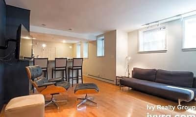 Living Room, 315 St Paul St, 1
