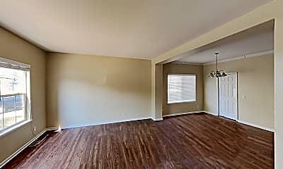 Living Room, 560 Hampstead Avenue, 1