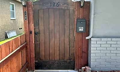 Patio / Deck, 126 E H St, 1