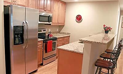 Kitchen, 67 Provencal Rd 309, 1