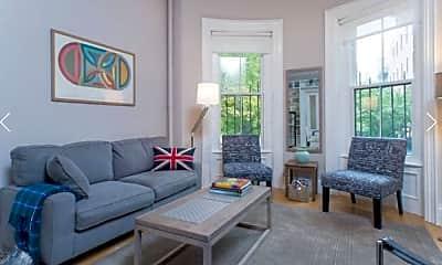 Living Room, 25 E Concord St, 1