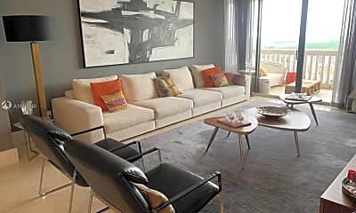 Living Room, 2000 Island Blvd 2408, 0