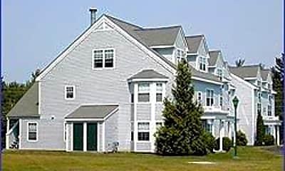 Building, Hanover Woods, 1