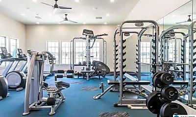 Fitness Weight Room, 100 Wildwood Ct, 1