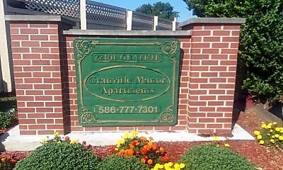 Granville Manor Apartments, 1