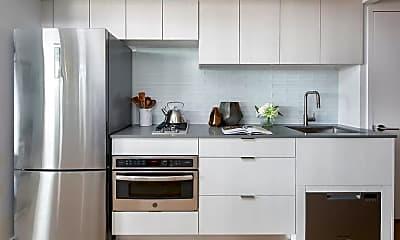 Kitchen, 37-46 72nd St 4-K, 1