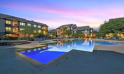 Pool, The Presidio, 2