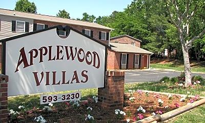 Applewood Villas, 1