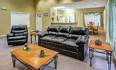 Clubhouse, Autumn Ridge Apartments, 1