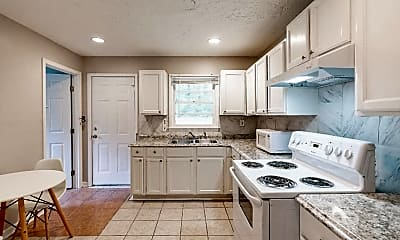 Kitchen, Room for Rent -  a 5 minute walk to bus 78, 1