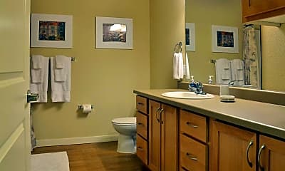 Bathroom, Affinity At South Hill, 2