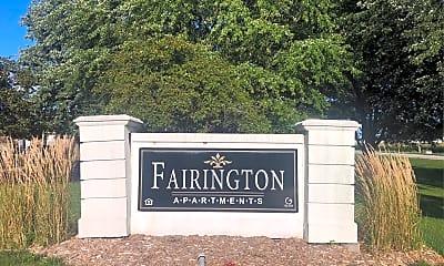 Fairington of Anderson, 1