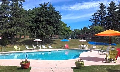Pool, Williamstowne Senior Apartments, 0