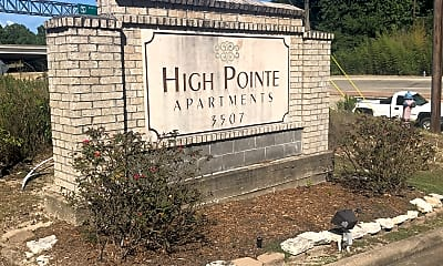 High Pointe Plaza Apartments, 1
