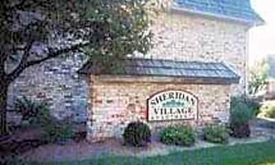 Sheridan Village, 1