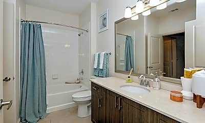 Bathroom, The Mille Brookhaven, 2