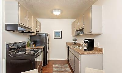 Kitchen, Penfield Village Apartments, 1