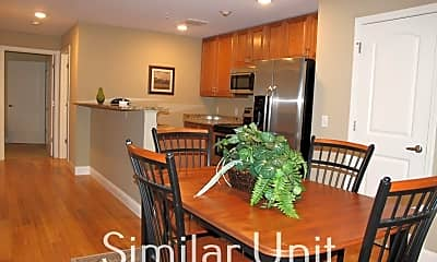 Dining Room, 65 Provencal Rd 406, 1