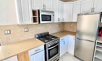 Kitchen, 183 Adelphi St, 1