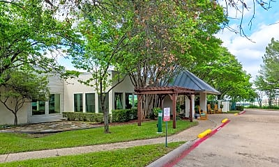 Building, Hill Villa Senior Living, 1