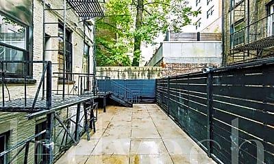 Patio / Deck, 223 Mott St, 2