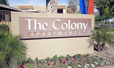 Community Signage, Glenrosa Park Apartments, 2