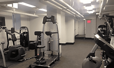 Fitness Weight Room, 213 E 66th St, 2