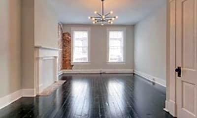 Living Room, 504 E 12th St 1, 1